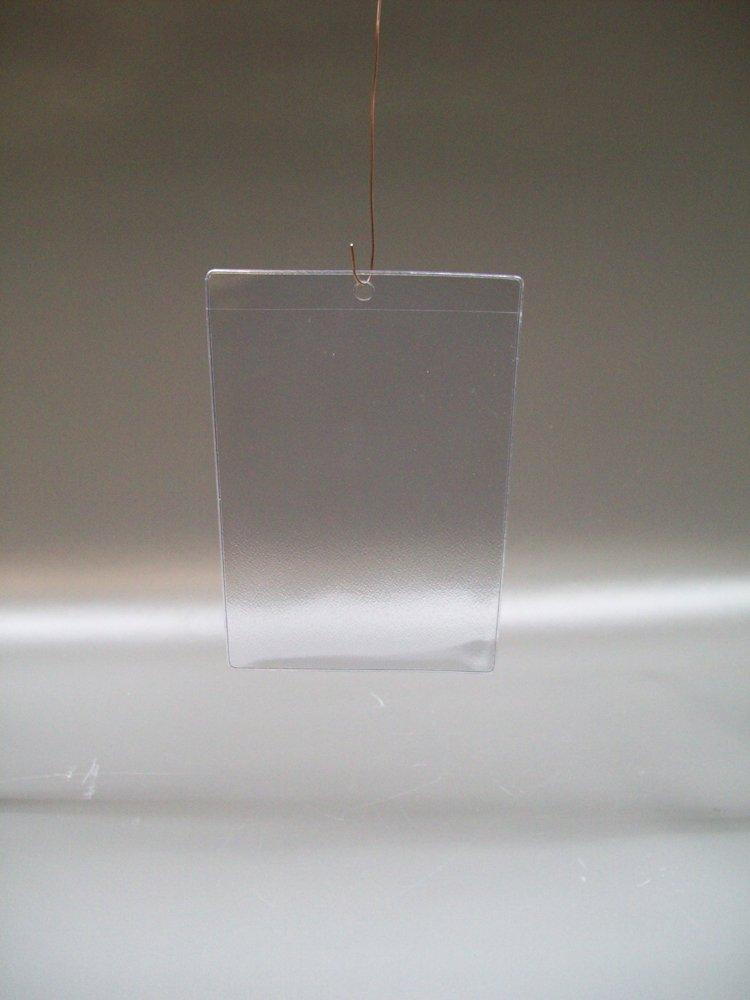Подвесной карман из ПВХ с отверстием HP-А7